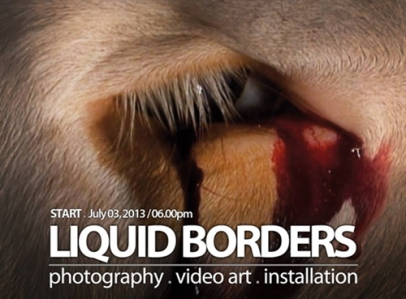 Liquid borders - Bari 2013