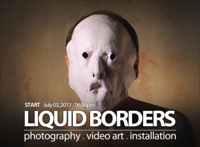 liquid borders- bari 2013