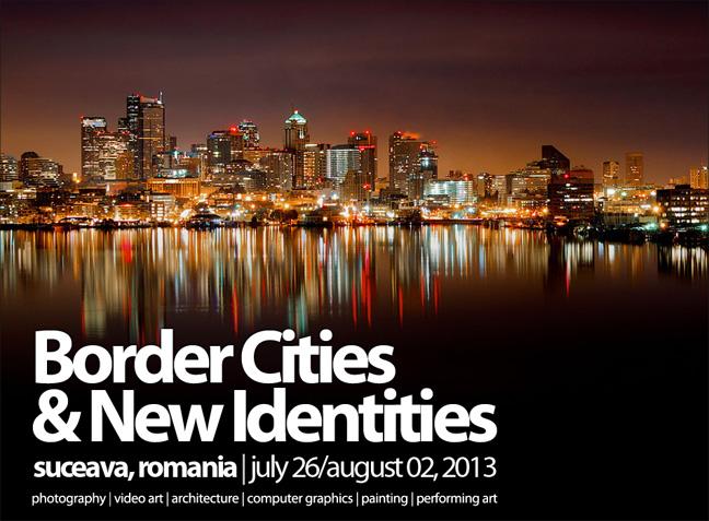 Border cities and new identities   Romania 2013