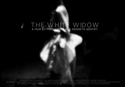 The White Widow (Film poster)