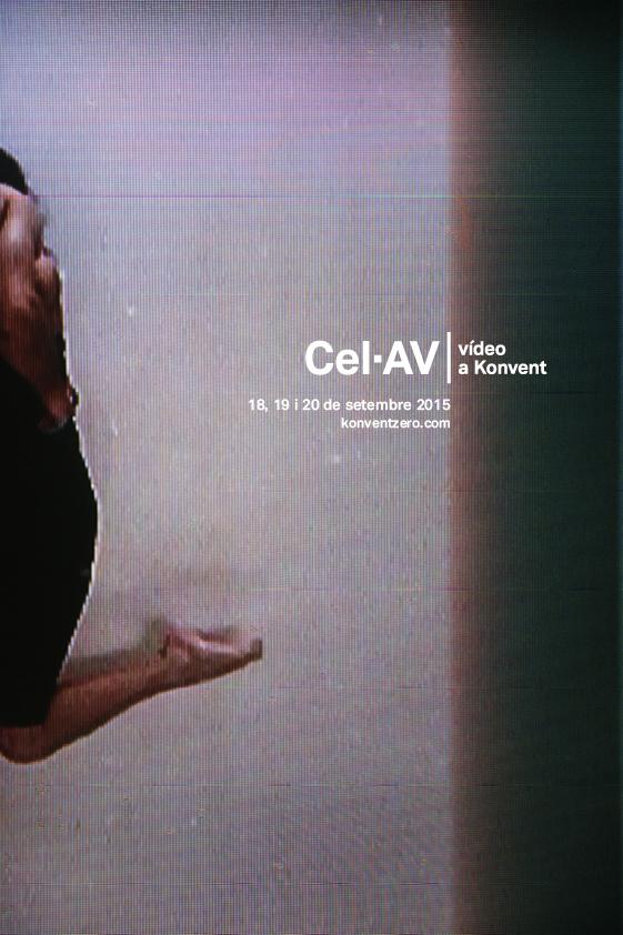 Festival Cel·AV   vídeo a Konvent