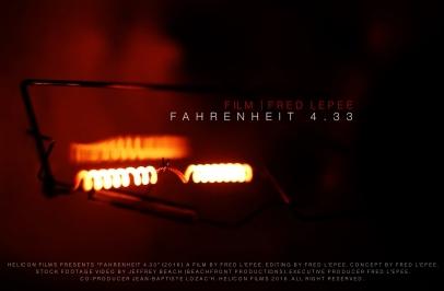 Fahrenheit 4.33 (Film Poster 1)