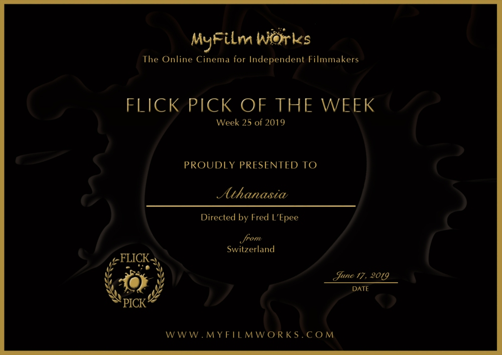 Flick Pick Week 25 Fred L'Epee